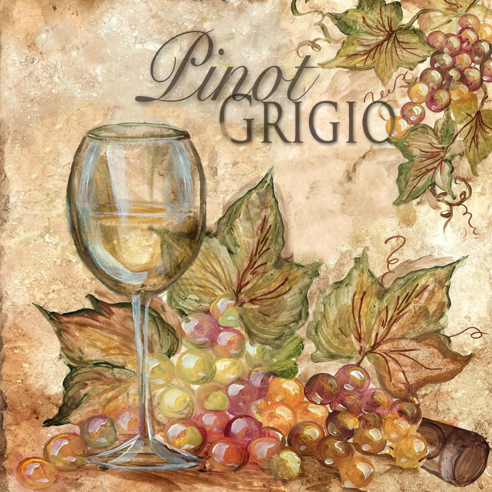2017 Wall Art Fruit Grape Red Wine Glass Picture Art For: Tre Sorelle's Art Licensing Program